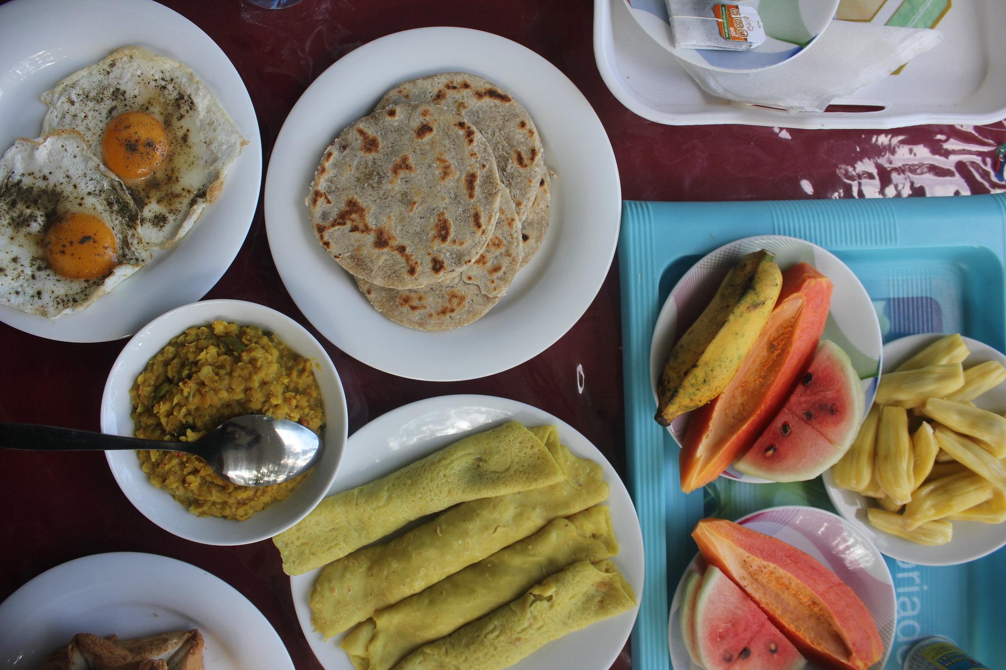 food in sri lanka